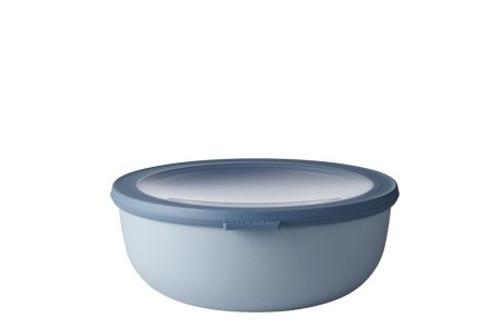 Mepal - Cirqula Blue 2.25L Mutli Bowl with Lid - RST62160BLU