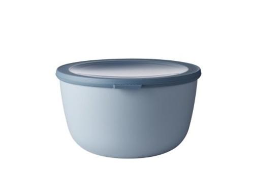 Mepal - Cirqula Blue 3L Mutli Bowl with Lid - RST62180BLU