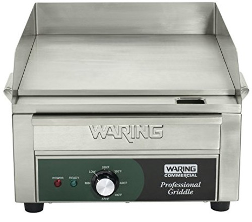 """Waring - 14"""" Electric Countertop Griddle - WGR140X"""