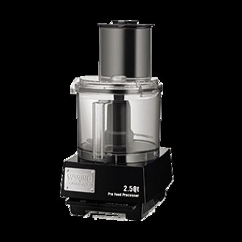 Waring - 2.5-Qt. Batch Bowl Food Processor - WFP11S
