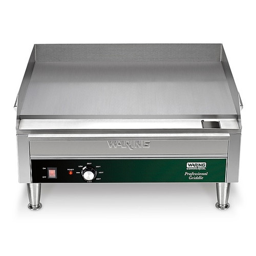 """Waring - 24"""" Electric Countertop Griddle - WGR240X"""