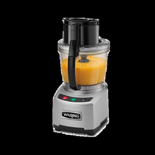 Waring - 4-Qt. Batch Bowl Food Processor - WFP16S