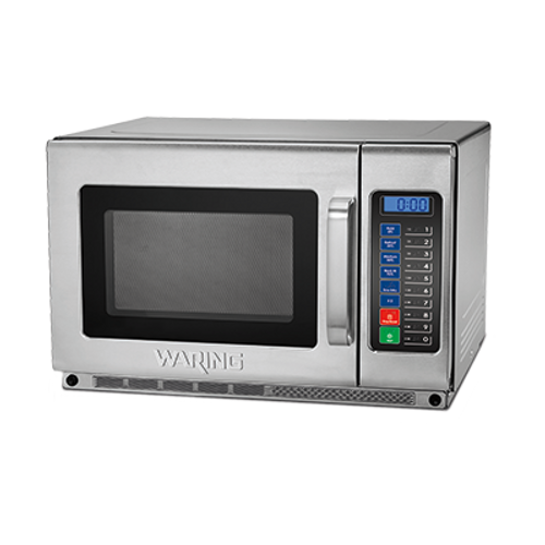 Waring - Commercial Heavy-Duty Microwave Oven - WMO120