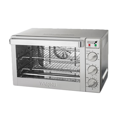 Waring - Half-Size Convection Oven - WCO500X