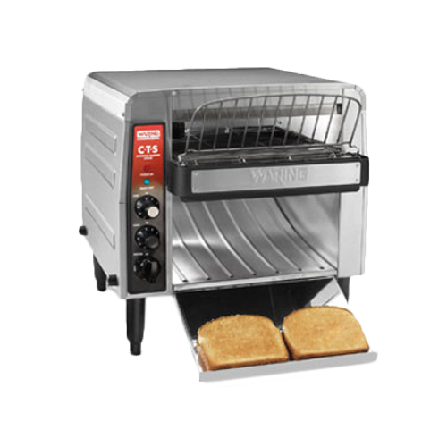 Waring - Heavy-Duty Conveyor Toaster - CTS1000B