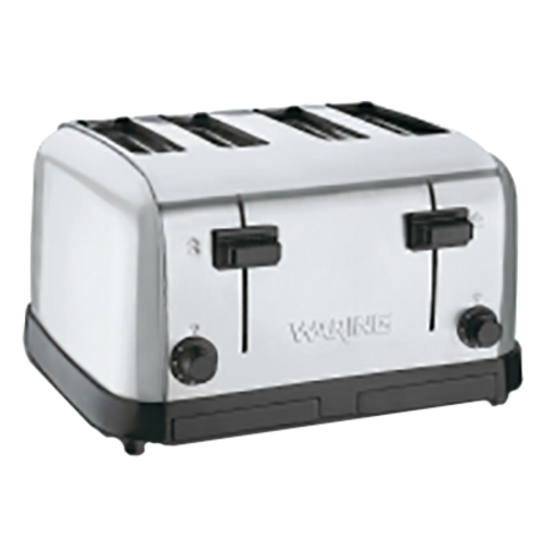 Waring - Medium-Duty 4-Slot Toaster - WCT708CND