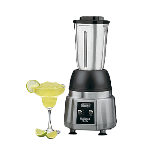 Waring - NuBlend® Blender with 32-oz. SS Container - BB190S