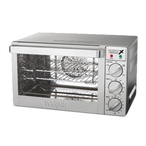 Waring - Quarter-Size Convection Oven - WCO250X