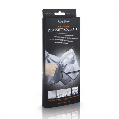 Final Touch - Microfiber Polishing Cloth - FTA7020