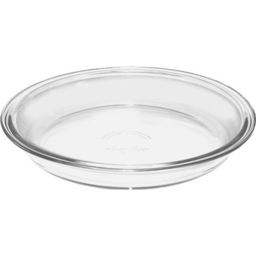 "Anchor Hocking - 9"" Fire King Round Pie Plate - 65728FK"