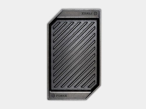 "Finex - 15.5"" x 9"" Lean Grill Pan"