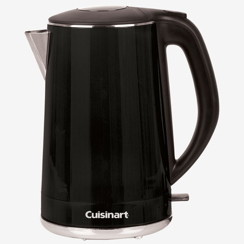 Cuisinart - 1.5 L Cordless Electric Kettle Black