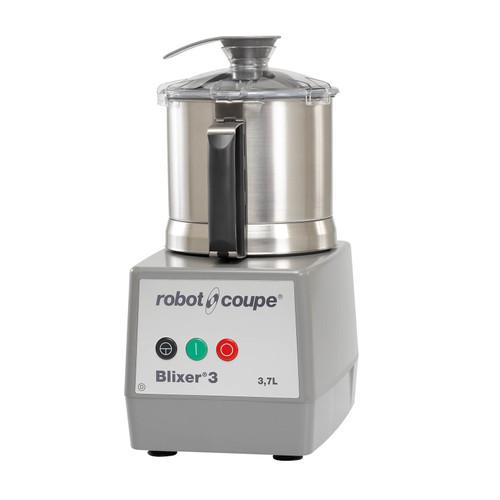 Robot Coupe - Blixer 3 Food Processor 3.7 L Capacity SS Bowl - BLIXER3