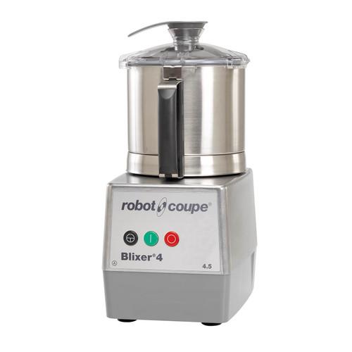 Robot Coupe - Blixer 4 Food Processor 4.5 L Capacity SS Bowl - BLIXER4
