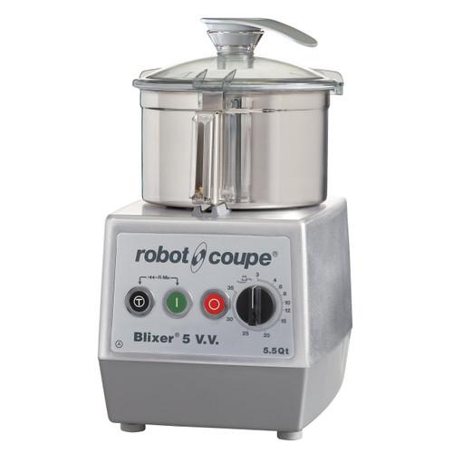 Robot Coupe - Blixer Vertical Food Processor 5.5 L Capacity SS Bowl - BLIXER5VV