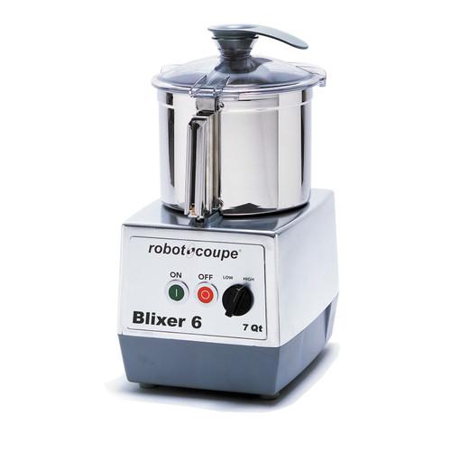 Robot Coupe - Blixer Food Processor 7 L Capacity SS Bowl - BLIXER6