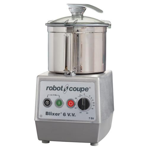 Robot Coupe - Blixer Food Processor 7 L Capacity SS Bowl - BLIXER6VV