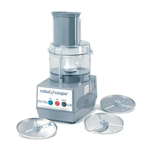 Robot Coupe - Combination Food Processor 1.9 L Clear Bowl - R101PPLUS