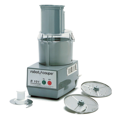 Robot Coupe - Combination Food Processor 1.9 L Gray Bowl - R101P