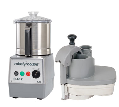 Robot Coupe - Combination Food Processor 4.5 L SS Bowl - R402