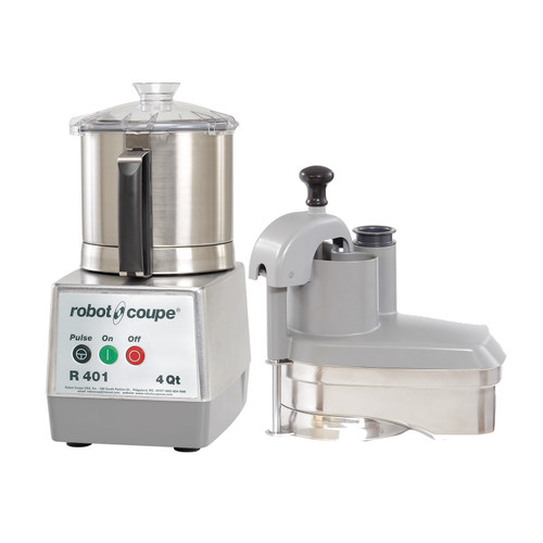 Robot Coupe - Combination Food Processor 4.5 L SS Bowl - R401