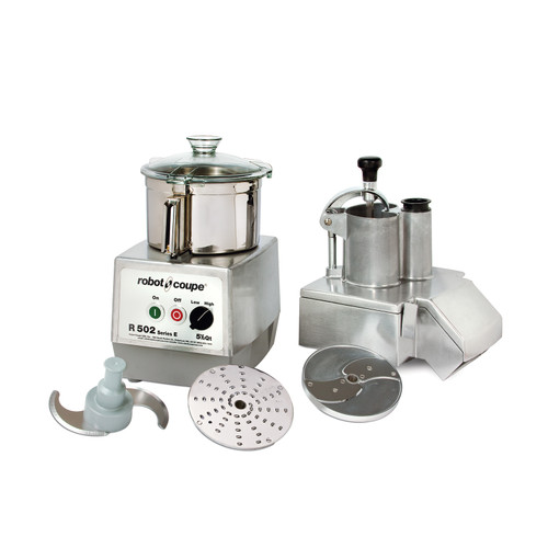 Robot Coupe - Combination Food Processor 5.5 L SS Bowl - R502