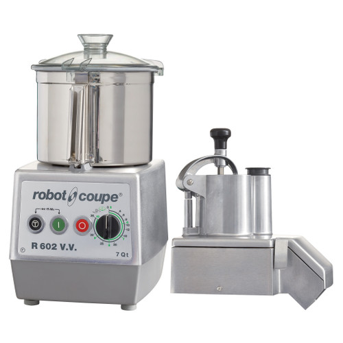 Robot Coupe - Combination Food Processor 7 L SS Bowl - R602VV