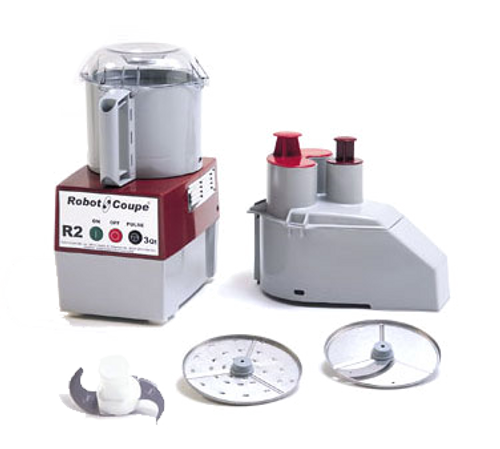Robot Coupe - Food Processor 2.9 L Gray Bowl - R2N