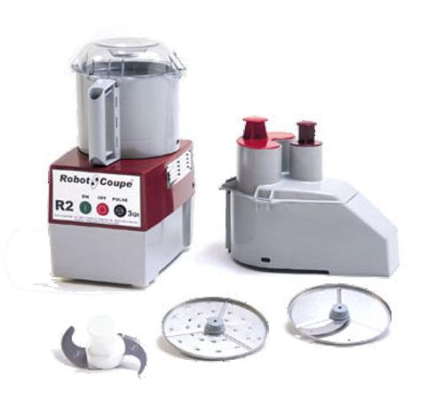 Robot Coupe - Food Processor 2.9 L Gray Bowl - R2N