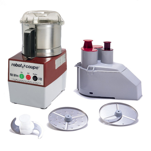 Robot Coupe - Food Processor 2.9 L SS Bowl - R2NULTRA