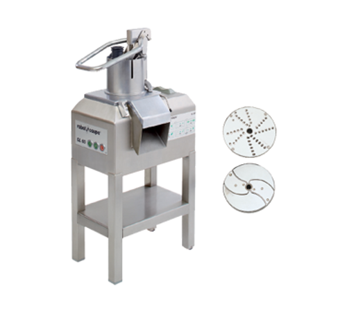 Robot Coupe - Continuous Feed Food Processor - CL60PUSHER