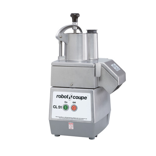 Robot Coupe - Continuous Feed Food Processor - CL51