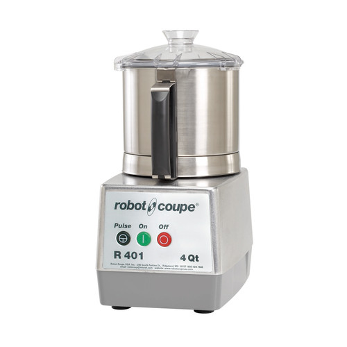Robot Coupe - Food Processor 4.5 L SS Bowl Single Speed - R401B