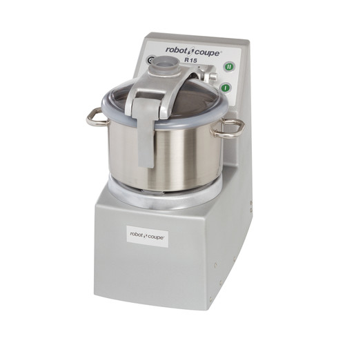 Robot Coupe - Vertical Food Processor 15 L & 4L SS Bowl(s) - R15ULTRA
