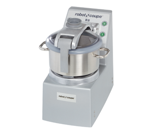 Robot Coupe - Vertical Food Processor with 8 L & 3.5 L SS Bowl(s) - R8ULTRA