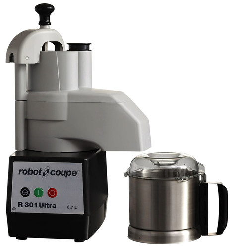 Robot Coupe - Food Processor with 3.7 L Stainless Steel Bowl - R301ULTRA