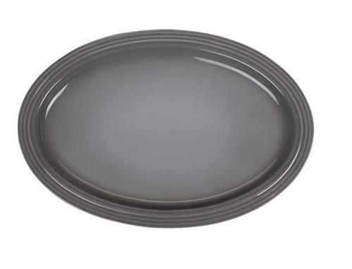 """Le Creuset - 18"""" Oval Oyster Serving Platter"""