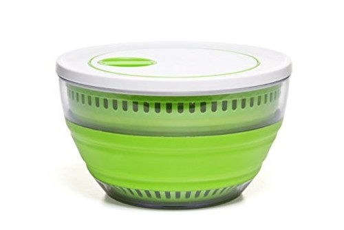 Prepworks by Progressive - 4Qt Collapsible Salad Spinner - CSS3