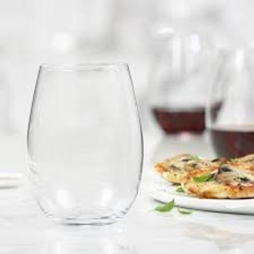 Trudeau - 19.75 Oz Splendido Stemless Wine Glasses Set of 4 - 4900832