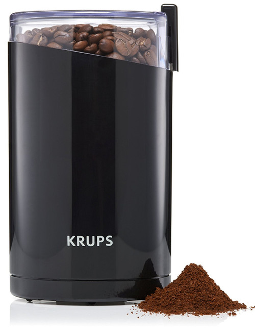 Krups - Fast Touch Coffee Grinder - F203