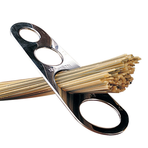 "Danesco - 7.25"" Stainless Steel Spaghetti Measure - 1341896SS"