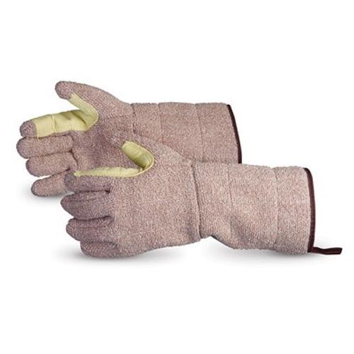 "Oven Glove - 15"" Kevlar Reinforced (Per 2) - TBG6"