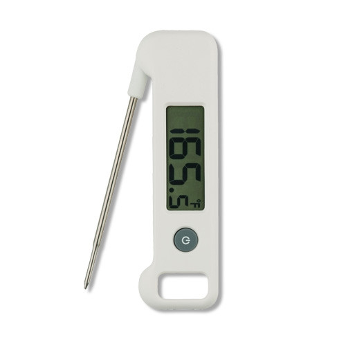 Maverick - Large Read Digital Folding Probe Thermometer -4° - 329°F - DT-05