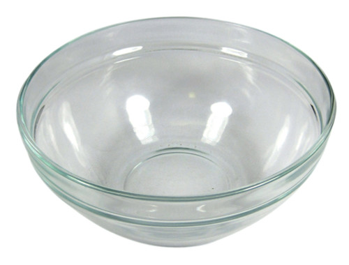 Kitchen Basics - 42 oz Glass Stacking Bowl - GLA306