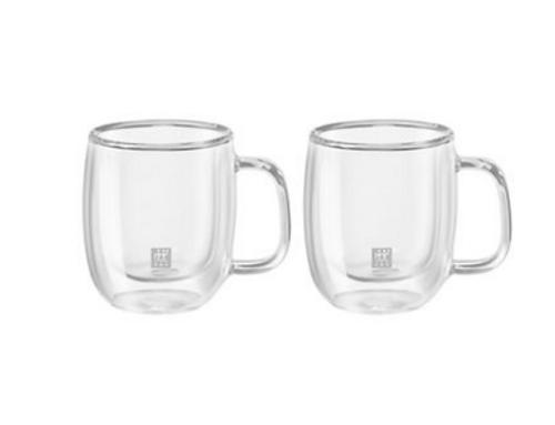 Zwilling J.A. Henckels - Sorrento Double Wall 80mL Espresso Mug Set