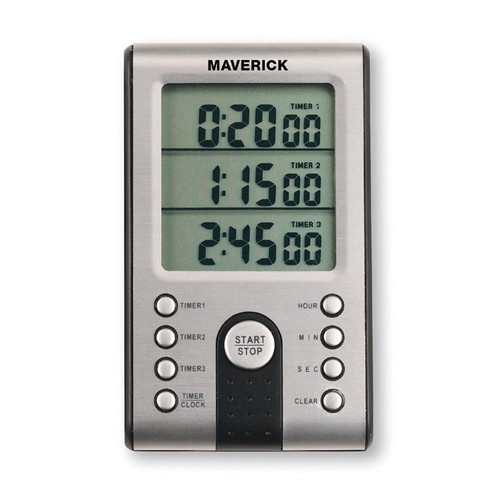 Maverick - Professional Digital 3 Line Timer - TM-03