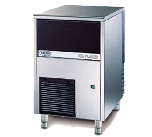 Brema - 200 Lbs Ice Flaker W/ 66 Lbs Bin - GB903A