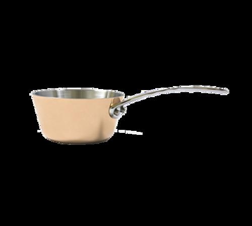 """Eurodib - 3"""" Mini Copper Gravy Pot - 3214081"""