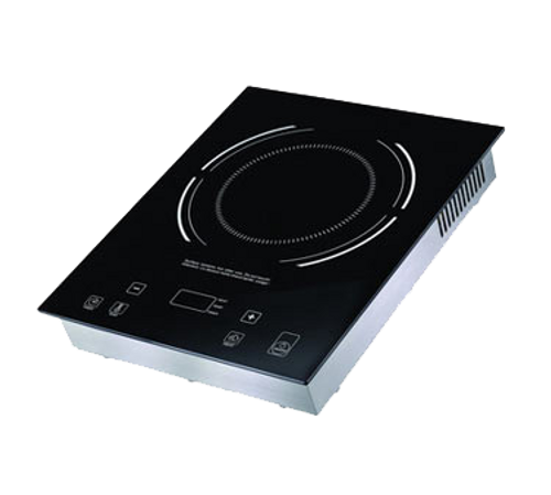 Eurodib - Drop In Single Induction Cooker 120 V 1600 W - BI001