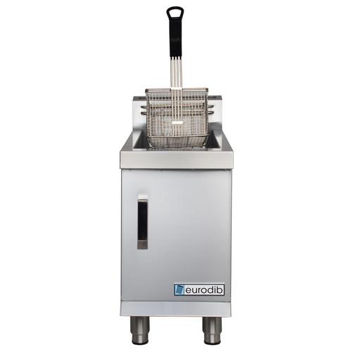 Eurodib - Liquid Propane 15 Lb Fryer 26,500 BTU - CF15L